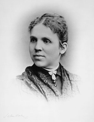 Maragaretha Catharine Stevens, mother of the poet.