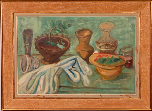 Still Life by Pierre Tal-Coat.