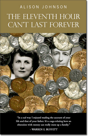 The Eleventh Hour Can't Last Forever - A Memoir by Alison Johnson