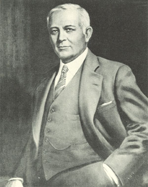 Judge Arthur Gray Powell of Atlanta, a business colleague and close friend with a strong interest in literature.